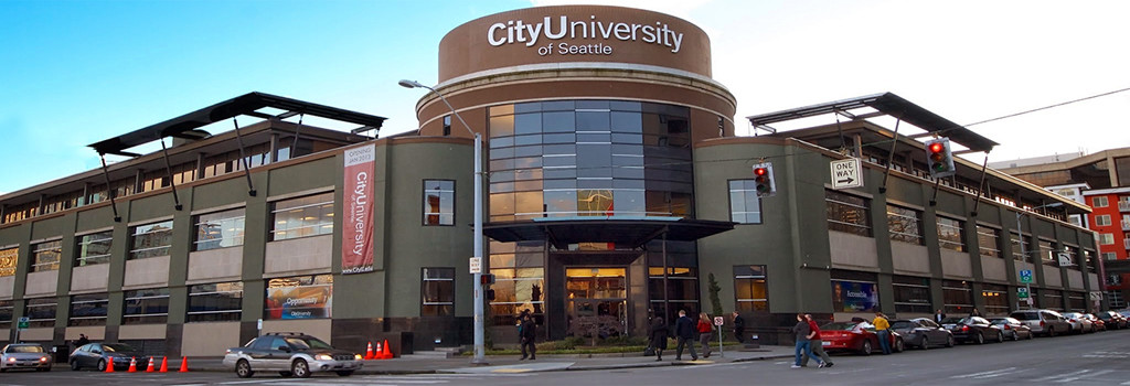 CITY UNIVERSITY<br><span>Seattle, Washington | Founded in 1973</span>