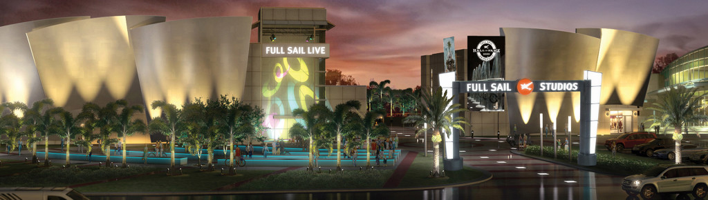 FULL SAIL UNIVERSITY <br><span>  Winter Park, Florida |  Founded in 1979</span>
